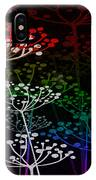 The Garden Of Your Mind Rainbow 3 IPhone Case