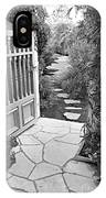 Special Pricing The Garden Path IPhone Case