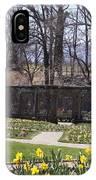 The Gardens At Biltmore Estate II IPhone Case