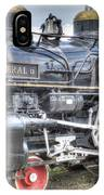 The General II Train Engine IPhone Case