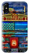 The General IPhone Case