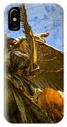 The Generals Golden  Angel IPhone Case