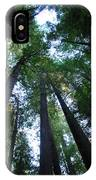The Giant Redwoods I IPhone Case