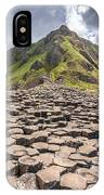 The Giant's Causeway In Northern Ireland IPhone Case