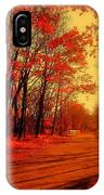 The Ginger Path IPhone Case