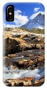 The Glacier Rush IPhone Case