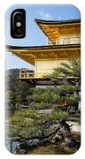 The Golden Temple Of Kyoto Japan IPhone Case