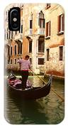 The Gondolier IPhone Case