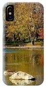 The Goodale Park  Fountain IPhone Case