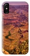 The Grand Canyon From Bright Angel Lodge IPhone Case