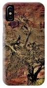 The Grand Canyon Vintage Americana V IPhone Case