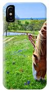 The Grass Is Always Greener... IPhone Case