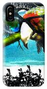 The Great Bird Of Casablanca IPhone Case