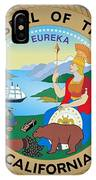 The Great Seal Of The State Of California IPhone Case