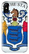 The Great Seal Of The State Of New Jersey IPhone Case