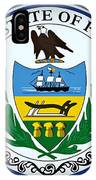 The Great Seal Of The State Of Pennsylvania  IPhone Case