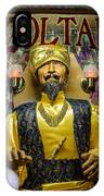 The Great Zoltar IPhone Case