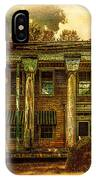 The Greek Revival That Needs Revival IPhone Case