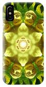 The Green Buddha IPhone Case
