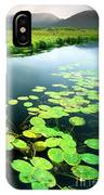 The Green Of Our Land IPhone Case