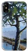 The Green Tree IPhone Case