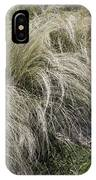 The Hair Of Winter IPhone Case