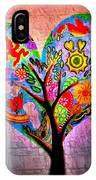 The Happy Tree IPhone X Case