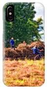 The Harvest Impasto IPhone Case