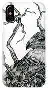 The Hawk IPhone Case