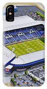 The Hawthorns - West Bromwich Albion Fc IPhone Case