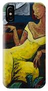 The Healing Process - From The Eternal Whys Series  IPhone Case