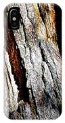 The Heart Of Barkness In Mariposa Grove In Yosemite National Park-california  IPhone Case