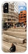The High Line Urban Park New York Citiy IPhone Case