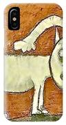 The Hollow Men 88 - Dog IPhone Case