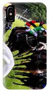 The Horse Race IPhone Case