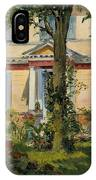 The House At Rueil IPhone Case