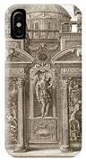 The House Of Sleep, 1731 IPhone Case