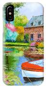 The House Pond IPhone Case