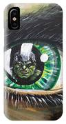 The Hulk IPhone Case