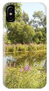 The Indiana Wetlands 2 IPhone Case