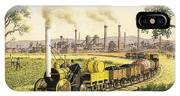 The Industrial Revolution IPhone Case