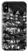 The Inn At Christmas Place Night IPhone X Case