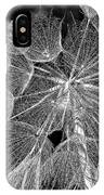 The Inner Weed Monochrome IPhone Case