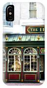 The Irish Pub - Philadelphia IPhone Case
