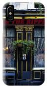 The Jack The Ripper Pub IPhone Case