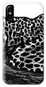 The Jaguar  IPhone Case