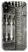 The Jain Gates  IPhone Case