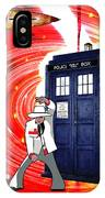 The Japanese Dr. Who IPhone Case