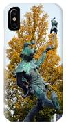 The Jester Touchstone IPhone Case
