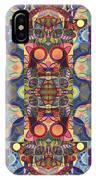 The Joy Of Design Mandala Series Puzzle 1 Arrangement 5 IPhone Case